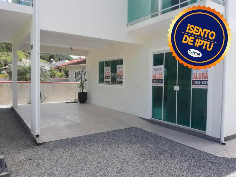 Casa Código 4117 para alugar no bairro Sul do Rio na cidade de Santo Amaro da Imperatriz Condominio
