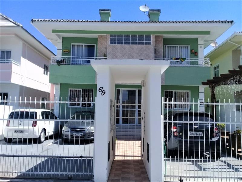 Apartamento Código 4119 a Venda no bairro Rio Grande na cidade de Palhoça Condominio condomínio residencial dona francisca