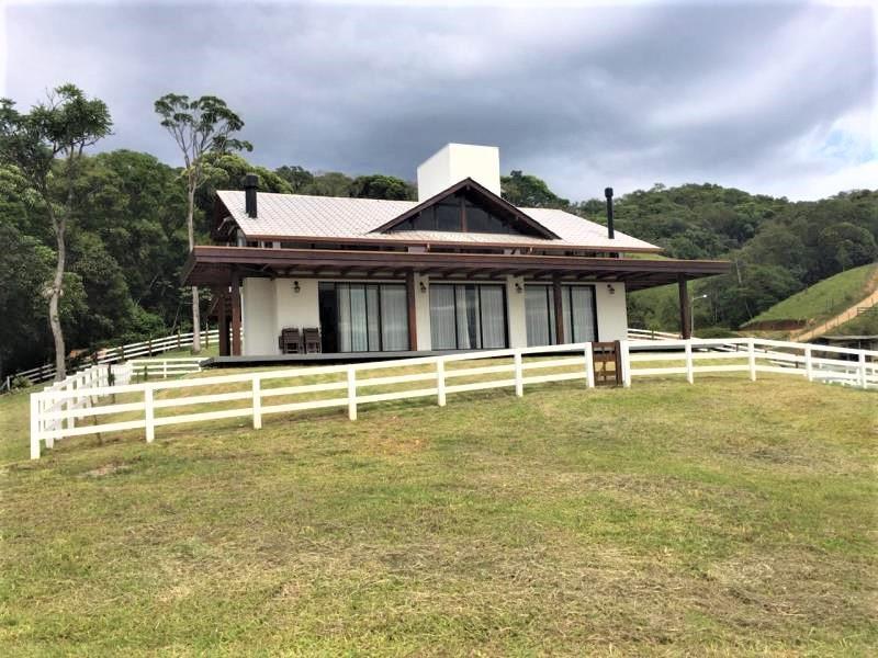Chácara Código 4132 a Venda no bairro Canto da Amizade na cidade de Santo Amaro da Imperatriz Condominio
