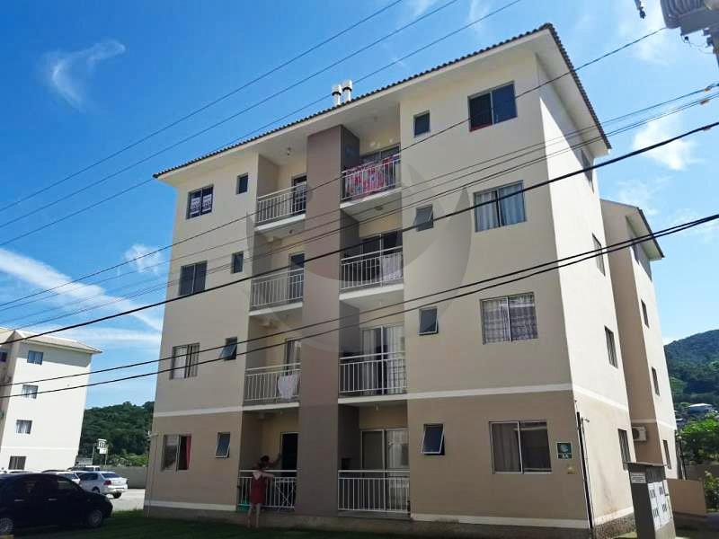 Apartamento Código 4159 a Venda no bairro Pagará na cidade de Santo Amaro da Imperatriz Condominio residencial palmas da imperatriz