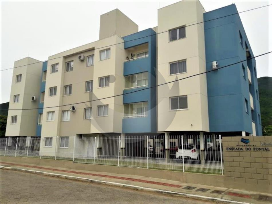 Apartamento Código 4164 para alugar no bairro Praia de Fora na cidade de Palhoça Condominio residencial enseada do pontal