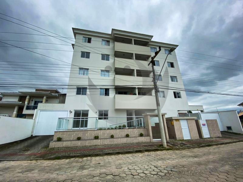 Apartamento Código 4175 para alugar no bairro Vila Becker na cidade de Santo Amaro da Imperatriz Condominio residencial coelho iii