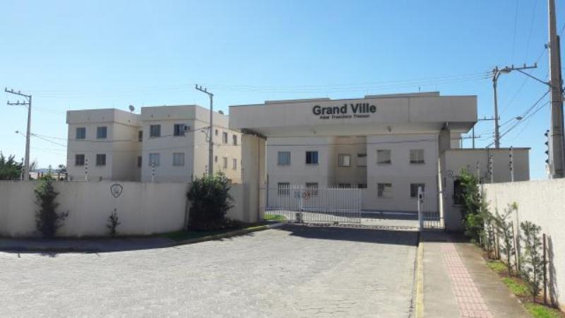 Apartamento Código 4211 para alugar no bairro Guarda do Cubatão na cidade de Palhoça Condominio residencial grand ville