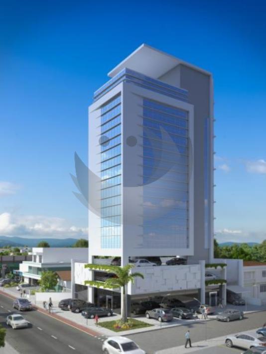 Apartamento Código 4216 a Venda no bairro Centro na cidade de Palhoça Condominio hogar corporate