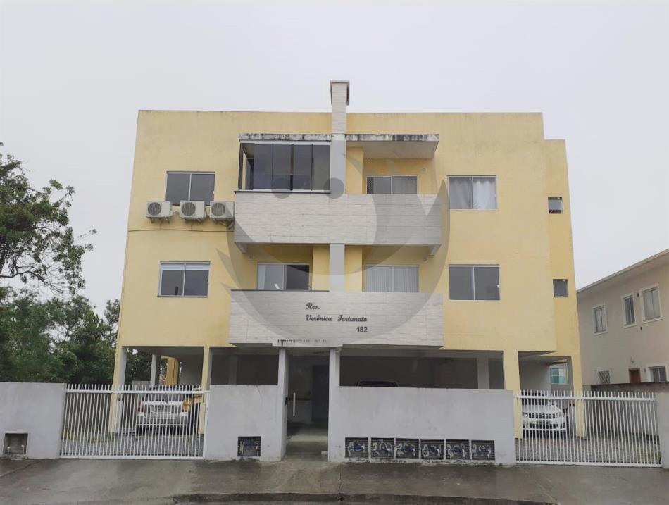 Apartamento Código 4222 para alugar no bairro Nova Palhoça na cidade de Palhoça Condominio residencial veronica fortunato