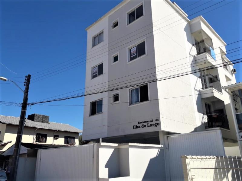 Apartamento Código 4255 para alugar no bairro Ponte do Imaruim na cidade de Palhoça Condominio residencial  ilha do largo