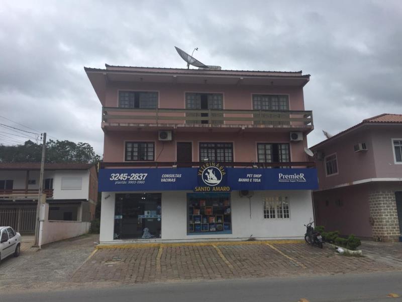 Prédio Código 4263 a Venda no bairro Centro na cidade de Santo Amaro da Imperatriz Condominio