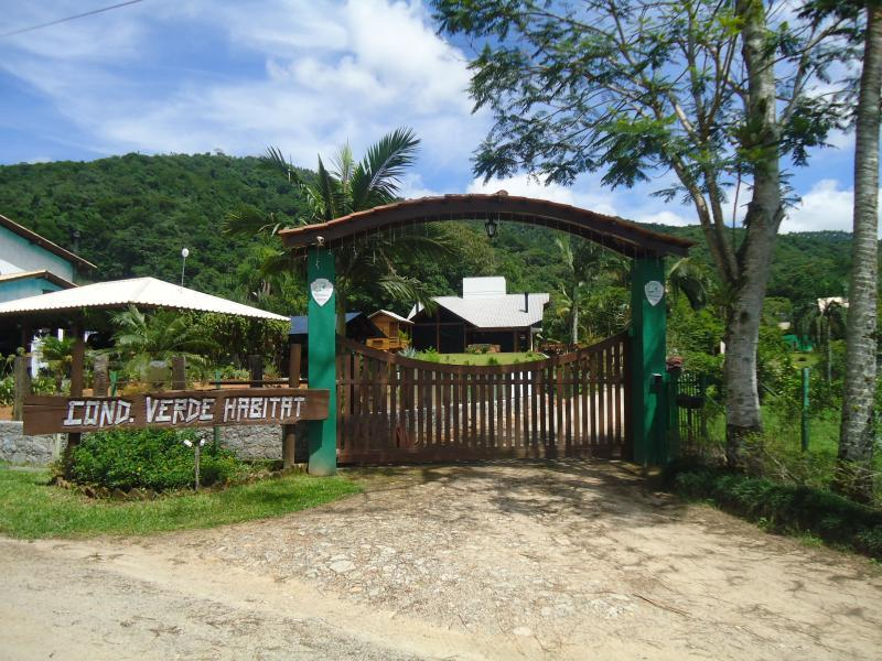 Terreno Código 4264 a Venda no bairro Varginha na cidade de Santo Amaro da Imperatriz Condominio verde habitat