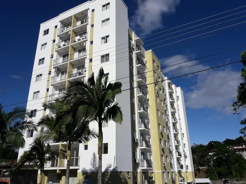 Apartamento Código 4266 a Venda no bairro São Francisco na cidade de Santo Amaro da Imperatriz Condominio águas da imperatriz