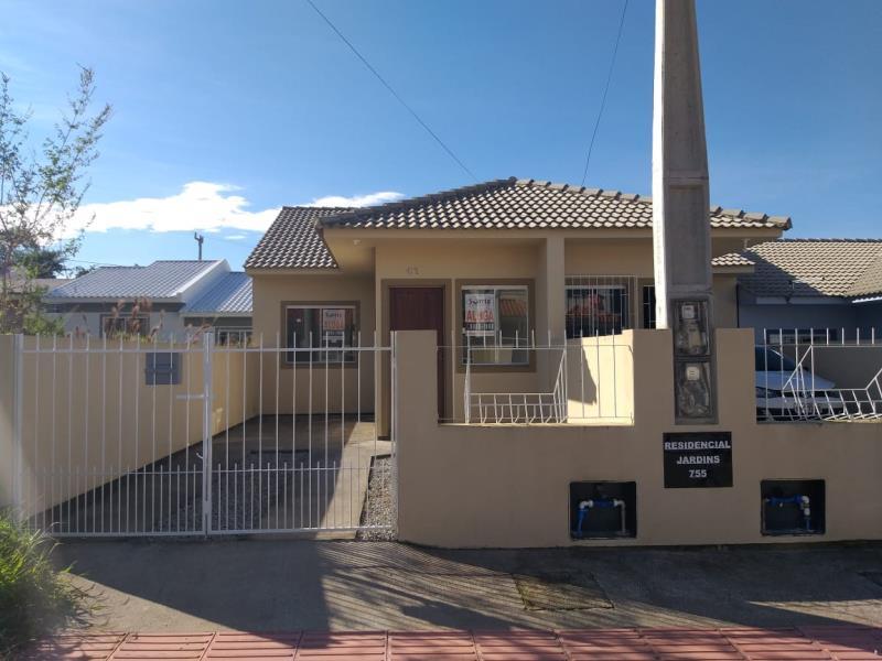Casa Código 4269 para Alugar  no bairro Bela Vista na cidade de Palhoça