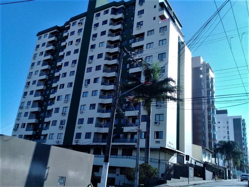Apartamento Código 4279 a Venda no bairro Barreiros na cidade de São José Condominio residencial costa esmeralda