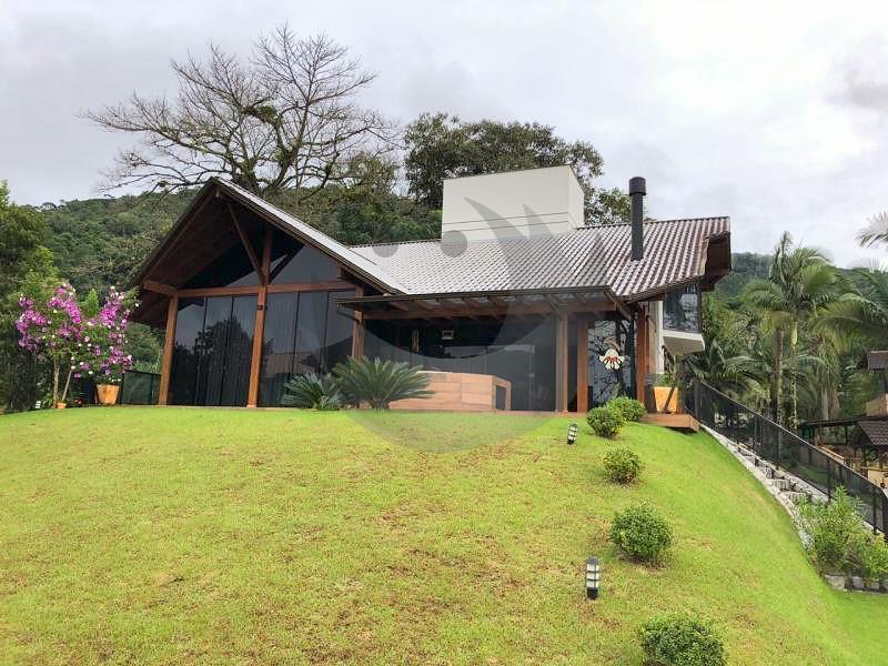 Casa Código 4280 a Venda no bairro Varginha na cidade de Santo Amaro da Imperatriz Condominio verde habitat