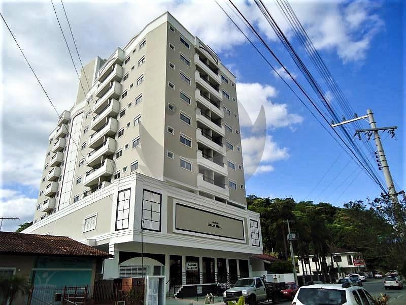 Apartamento Código 4281 a Venda no bairro Centro na cidade de Santo Amaro da Imperatriz Condominio edifício águia real