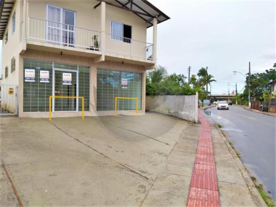 Sala Código 4301 para alugar no bairro Pacheco na cidade de Palhoça Condominio