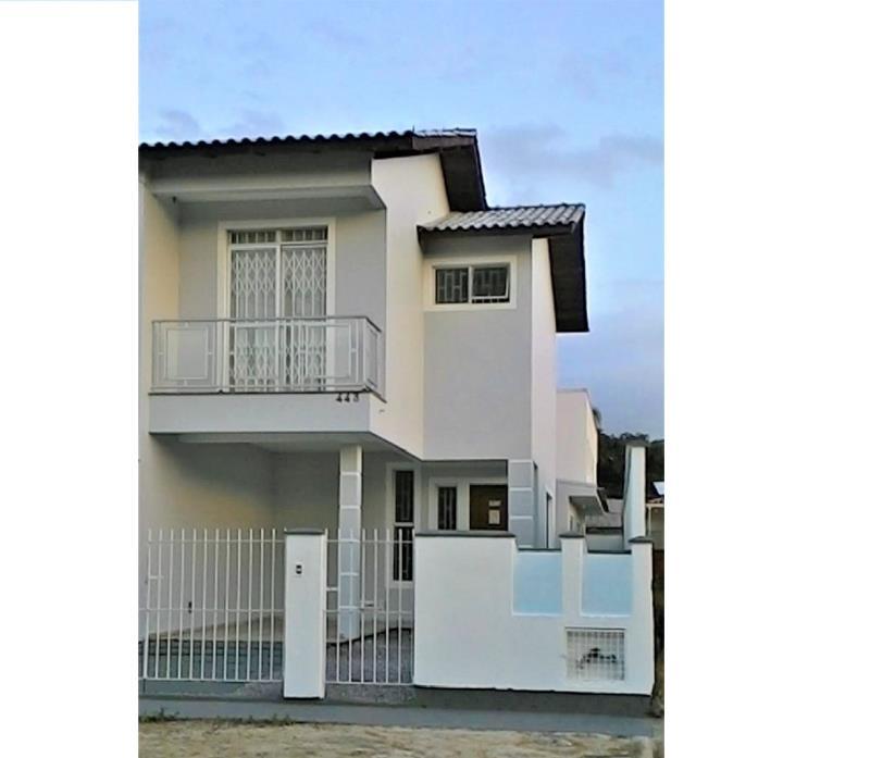 Casa Código 4309 a Venda no bairro Barra do Aririú na cidade de Palhoça Condominio residencial paraiso