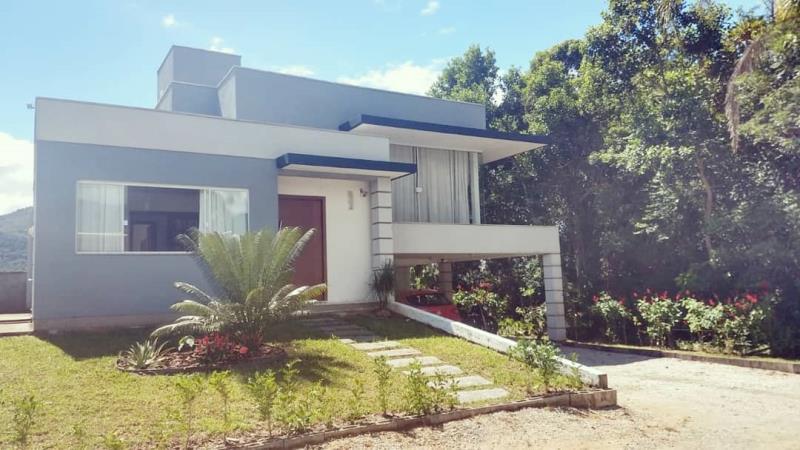 Casa Código 4313 a Venda no bairro Sul do Rio na cidade de Santo Amaro da Imperatriz Condominio condomínio golden garden