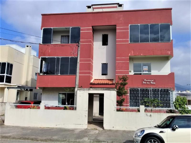 Apartamento Código 4316 a Venda no bairro Vila Nova na cidade de Palhoça Condominio residencial vila das rosas