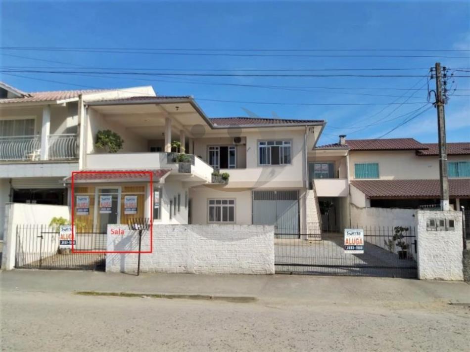 Sala Código 4341 para alugar no bairro Alto Aririu na cidade de Palhoça Condominio