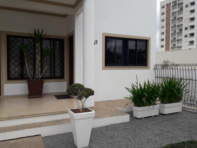 Sala Código 4345 para alugar no bairro Centro na cidade de Santo Amaro da Imperatriz Condominio