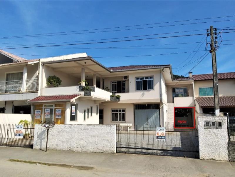 Apartamento Código 4346 para alugar no bairro Alto Aririu na cidade de Palhoça Condominio