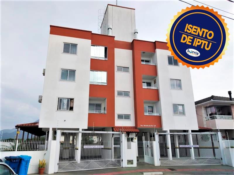 Apartamento Código 4348 para alugar no bairro Nova Palhoça na cidade de Palhoça Condominio residencial recanto do rio