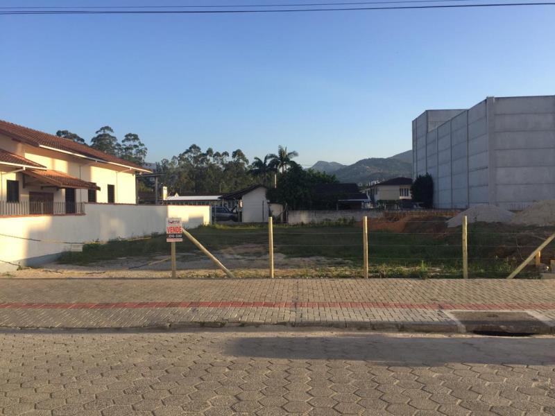 Terreno Código 4352 a Venda no bairro Vila Becker na cidade de Santo Amaro da Imperatriz Condominio