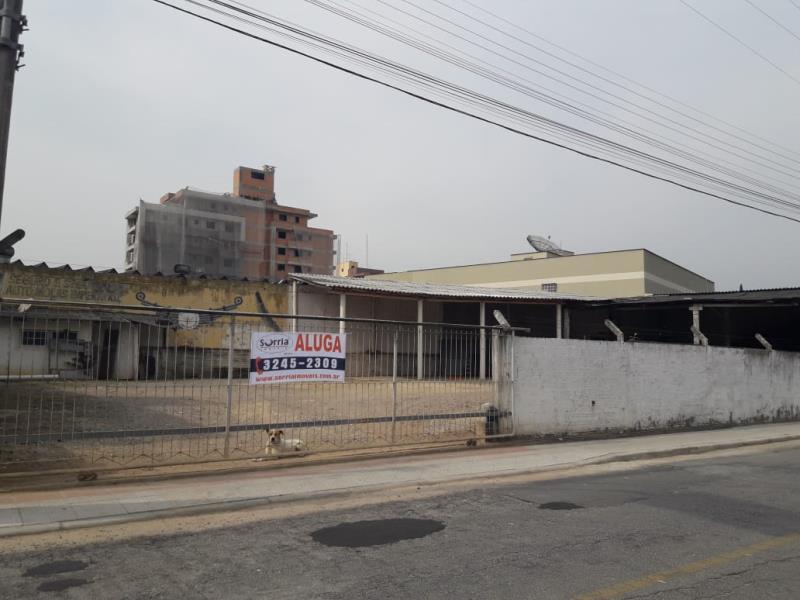 Terreno Código 4362 para alugar no bairro Centro na cidade de Santo Amaro da Imperatriz Condominio