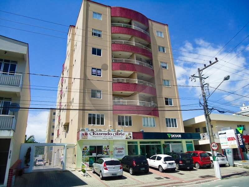 Apartamento Código 4378 a Venda no bairro Centro na cidade de Santo Amaro da Imperatriz Condominio residencial lenir besen