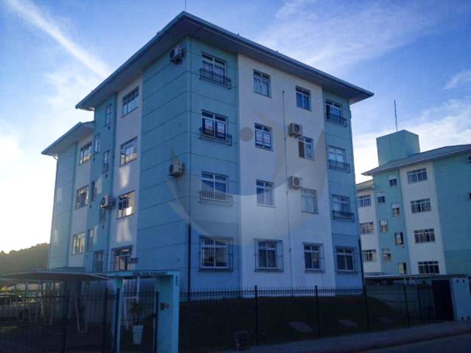 Apartamento Código 4382 a Venda no bairro Aririu na cidade de Palhoça Condominio residencial pinhais i