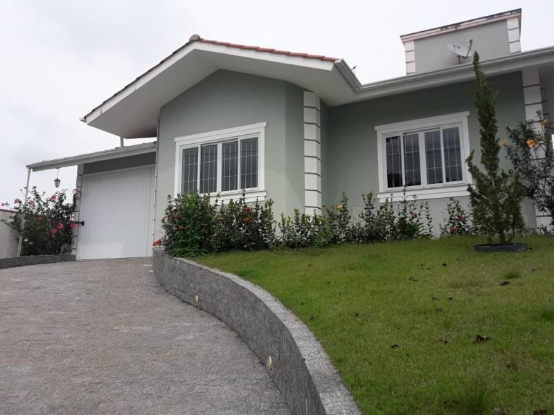 Casa Código 4399 a Venda no bairro Pagará na cidade de Santo Amaro da Imperatriz Condominio