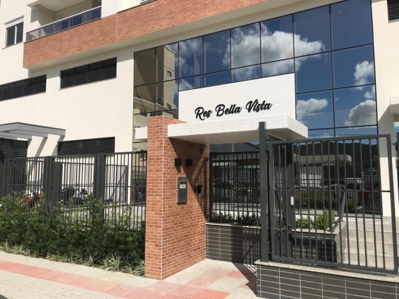 Apartamento Código 4408 para alugar no bairro Vila Becker na cidade de Santo Amaro da Imperatriz Condominio residencial bella vista