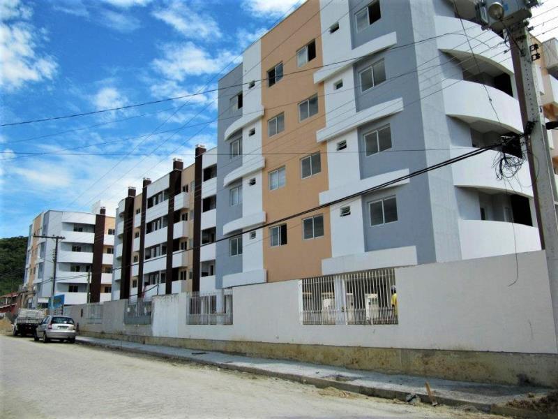 Apartamento Código 4418 a Venda no bairro São Sebastião na cidade de Palhoça Condominio residencial san sebastian