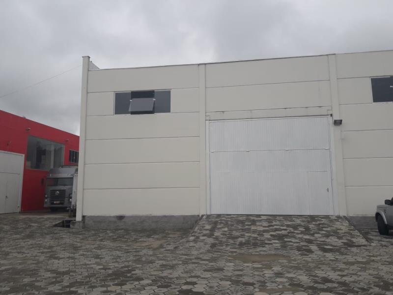 Galpão Código 4426 para alugar no bairro Varginha na cidade de Santo Amaro da Imperatriz Condominio