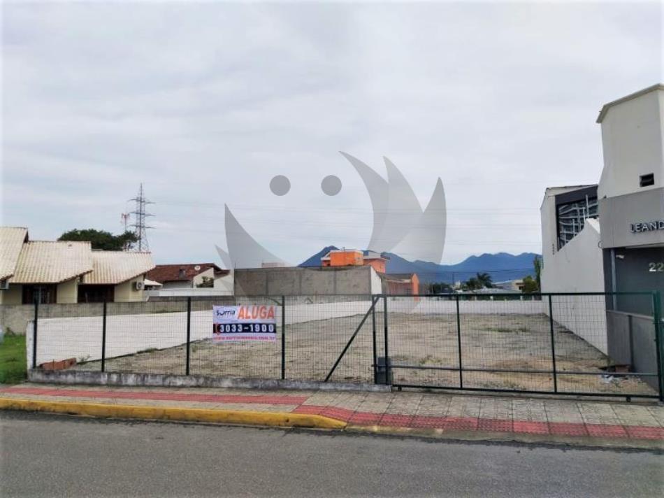 Terreno Código 4435 para alugar no bairro Pagani na cidade de Palhoça Condominio
