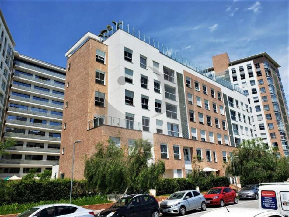 Apartamento Código 4439 a Venda no bairro Cidade Universitária Pedra Branca na cidade de Palhoça Condominio pátio da praça edifício smart residence
