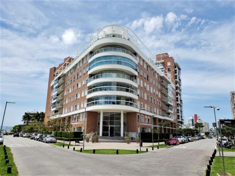 Apartamento Código 4441 a Venda no bairro Cidade Universitária Pedra Branca na cidade de Palhoça Condominio pátio das flores edifício gardência