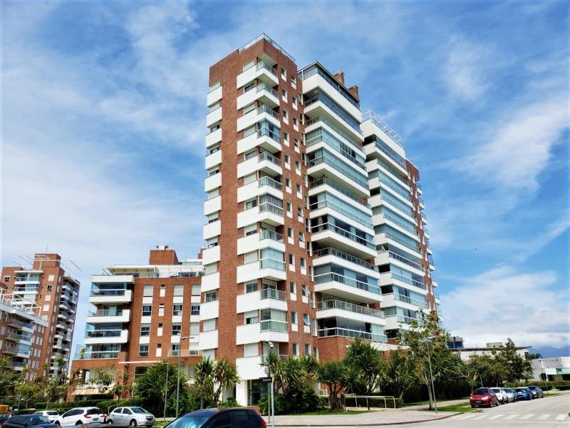 Apartamento Código 4442 a Venda no bairro Cidade Universitária Pedra Branca na cidade de Palhoça Condominio pátio da pedra edifício carrara