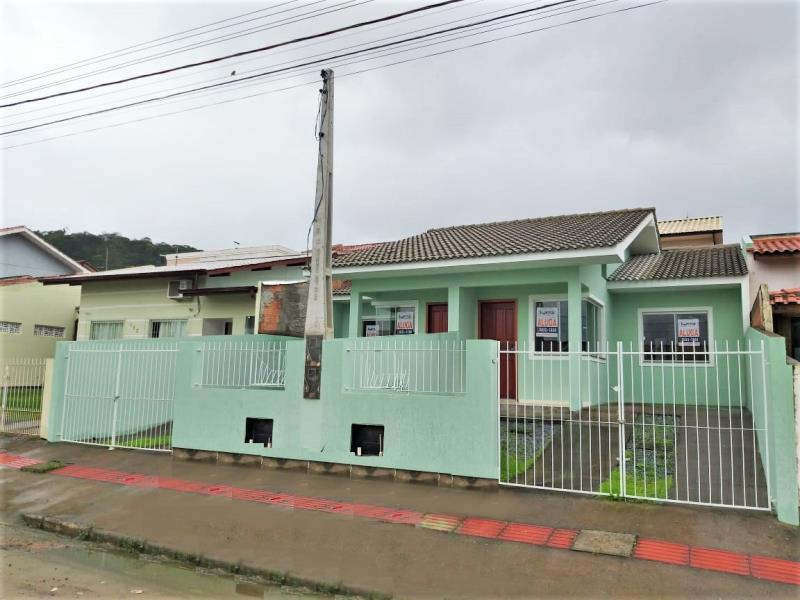 Casa Código 4452 para alugar no bairro Bela Vista na cidade de Palhoça Condominio