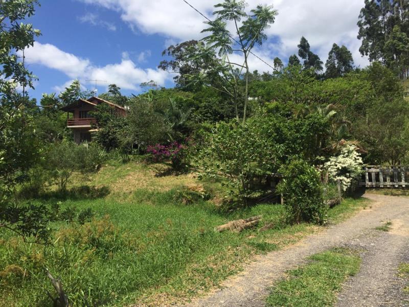 Chácara Código 4455 a Venda no bairro Pagará na cidade de Santo Amaro da Imperatriz Condominio
