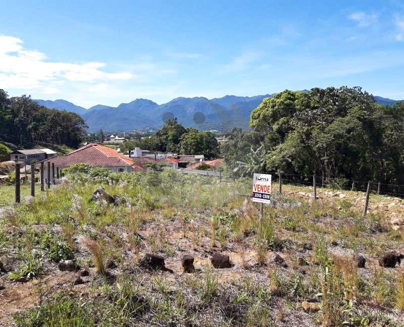 Terreno Código 4465 a Venda no bairro Pagará na cidade de Santo Amaro da Imperatriz Condominio