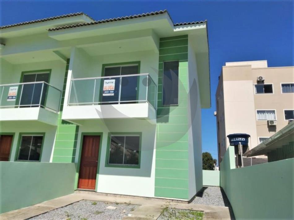 Casa Código 4467 para alugar no bairro São Sebastião na cidade de Palhoça Condominio