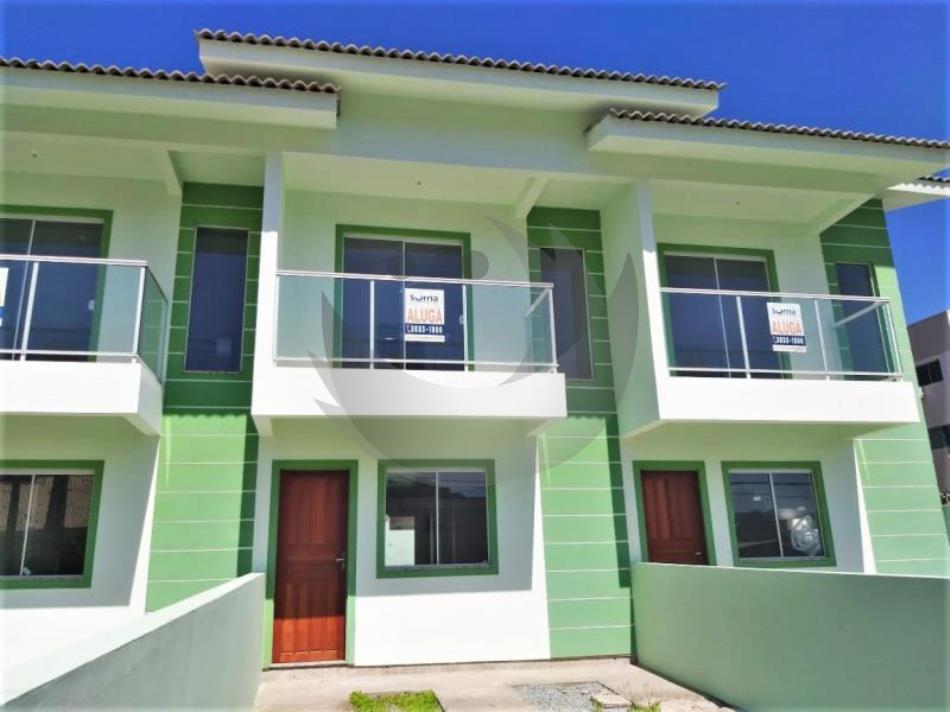 Casa Código 4468 para alugar no bairro São Sebastião na cidade de Palhoça Condominio