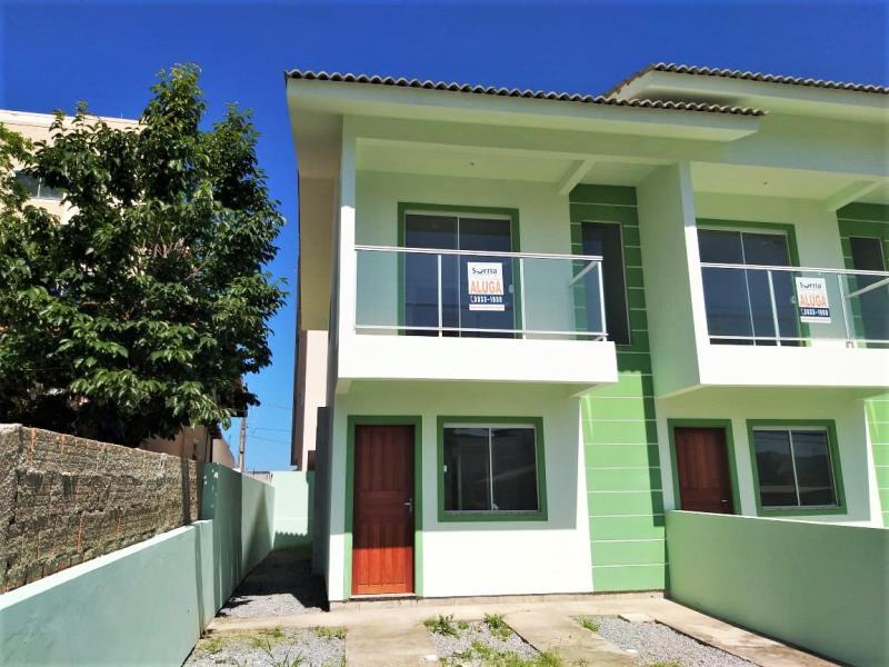 Casa Código 4469 para alugar no bairro São Sebastião na cidade de Palhoça Condominio