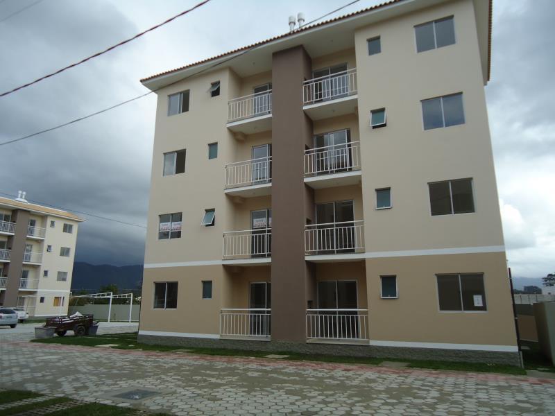 Apartamento Código 4475 para alugar no bairro Pagará na cidade de Santo Amaro da Imperatriz Condominio residencial palmas da imperatriz