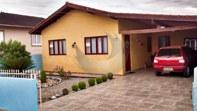 Casa Código 4478 a Venda no bairro Fabricio na cidade de Santo Amaro da Imperatriz Condominio