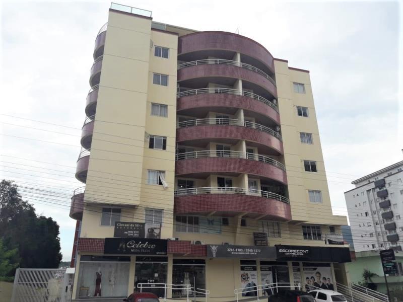 Apartamento Código 4488 para alugar no bairro Centro na cidade de Santo Amaro da Imperatriz Condominio residencial elmo