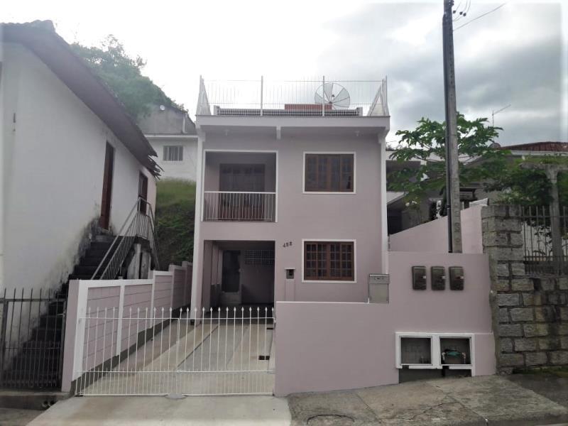 Casa Código 4497 para alugar no bairro Centro na cidade de Santo Amaro da Imperatriz Condominio