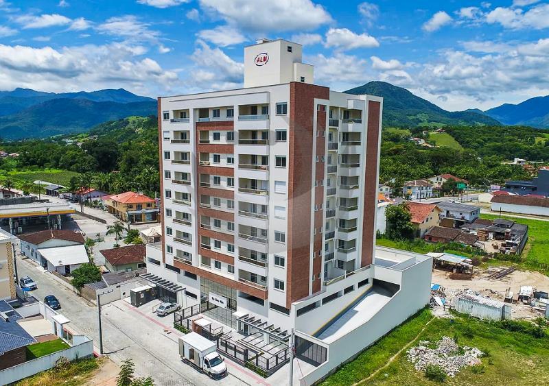 Apartamento Código 4501 a Venda no bairro Vila Becker na cidade de Santo Amaro da Imperatriz Condominio residencial bella vista