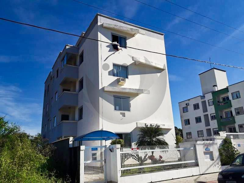 Apartamento Código 4505 para alugar no bairro Sul do Rio na cidade de Santo Amaro da Imperatriz Condominio edificio monte leone