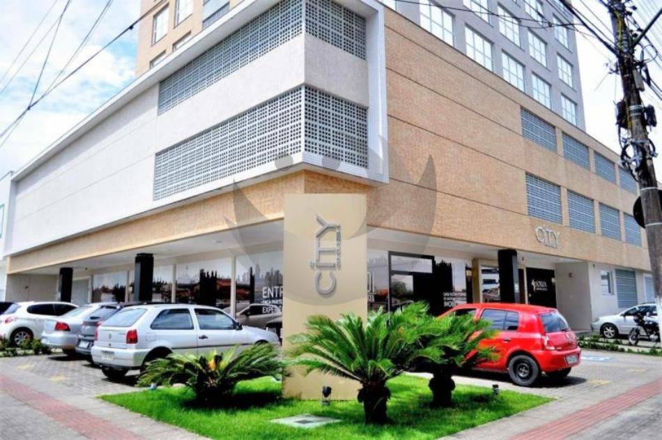 Sala Código 4509 para alugar no bairro Pagani na cidade de Palhoça Condominio comercial city office square
